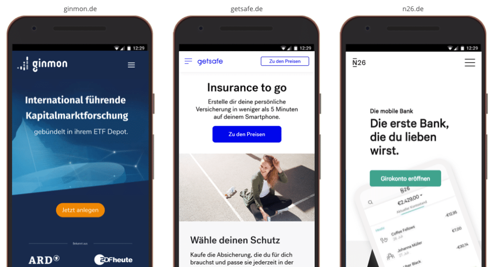 UX Best Practices Mobile: Nutzerorientierter CTA