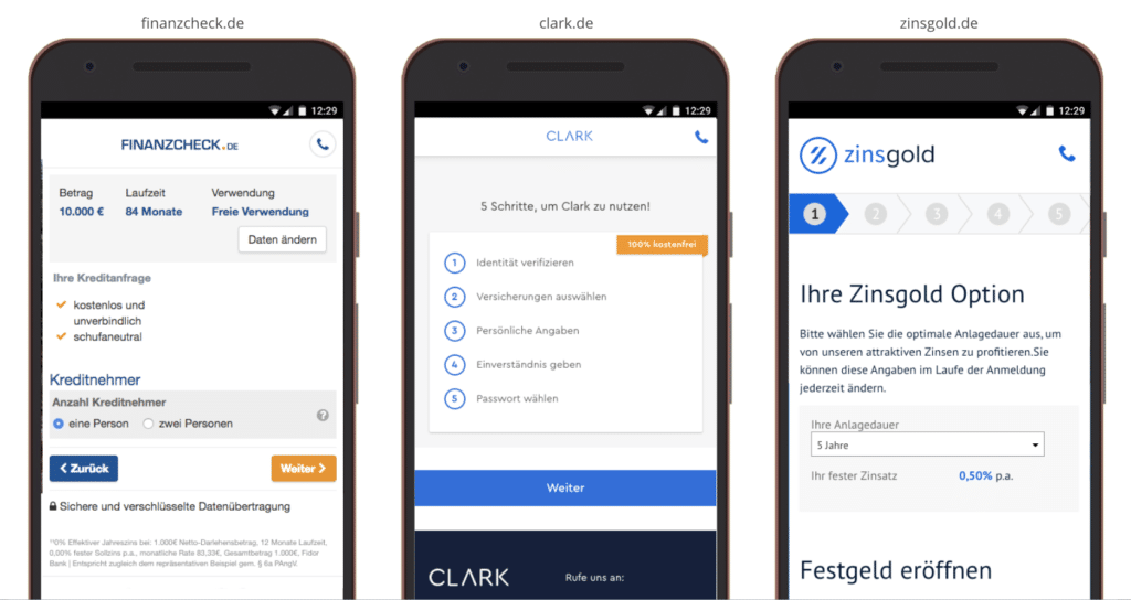UX Best Practices Mobile: Click-to-Call-Buttons für Anrufe
