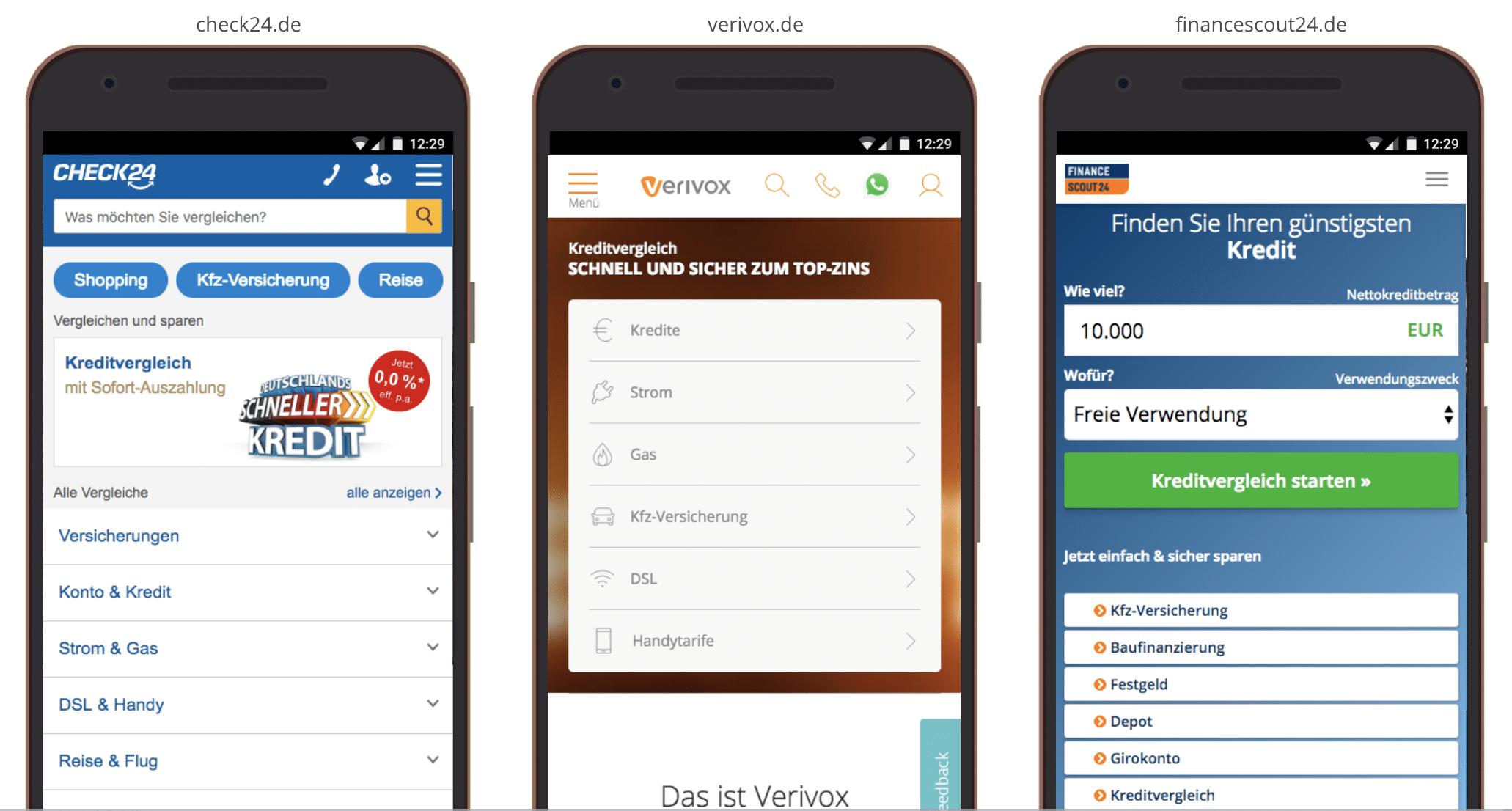 Ux Best Practices Für Mobile Finance Brainpath